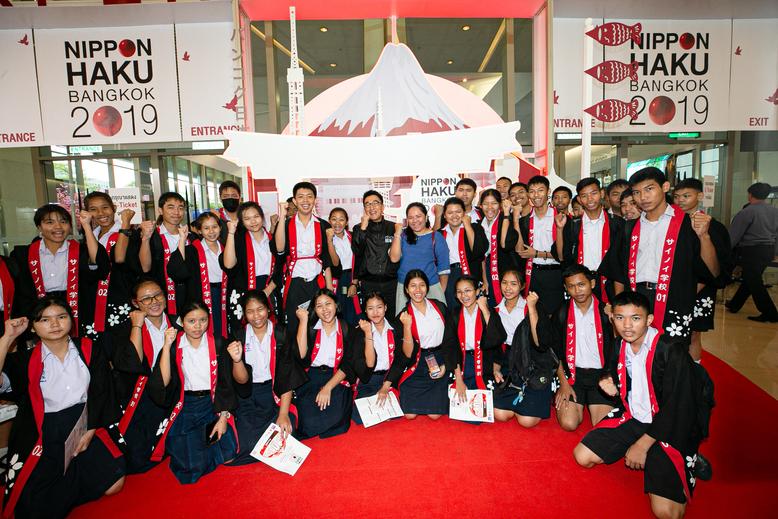 บรรยากาศงาน Nippon Haku Bangkok 5.jpg