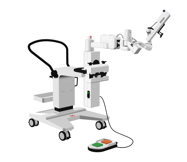 Robotic endoscope holder หุ่นยนต์ช่วยถือกล้องส่อง