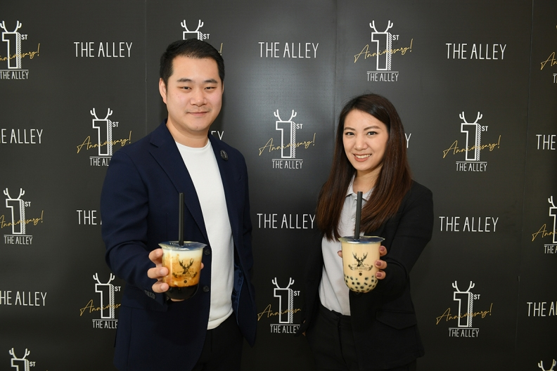 The Alley 1 ปี_2