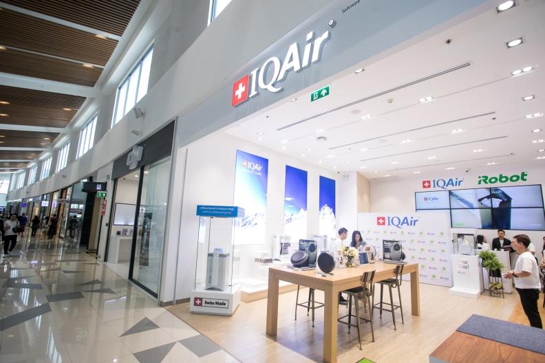 10_ร้าน IQAir สาขาแรกที่เมกา บางนา