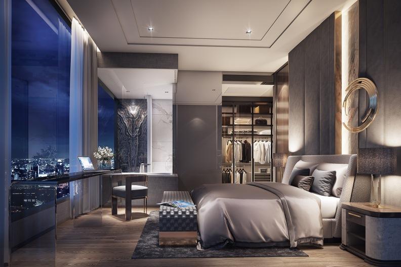 Hyde Heritage Thonglor_Bedroom2
