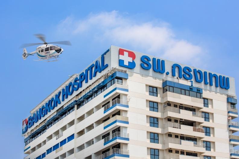 BDMS SKY ICU+BGH building