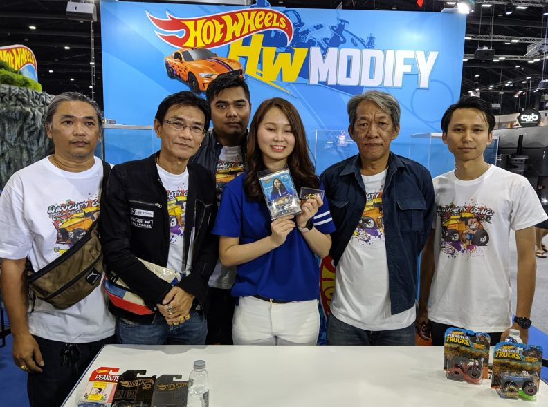 ลิม ชีอิม Designer และ เหล่านัก Modify รถฮอตวีล