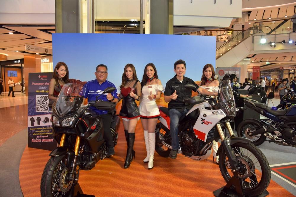 01 ยามาฮ่า ไรเดอร์สคลับ จัดหนักอัดโปรโมชั่นบิ๊กไบค์รับต้นปี 2020 พร้อมยกทัพบิ๊กไบค์จัดโชว์ครบซีรีส์ในงาน Bangkok MotorBike Festival 2020