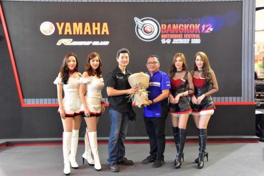 02 ยามาฮ่า ไรเดอร์สคลับ จัดหนักอัดโปรโมชั่นบิ๊กไบค์รับต้นปี 2020 พร้อมยกทัพบิ๊กไบค์จัดโชว์ครบซีรีส์ในงาน Bangkok MotorBike Festival 2020 (1)