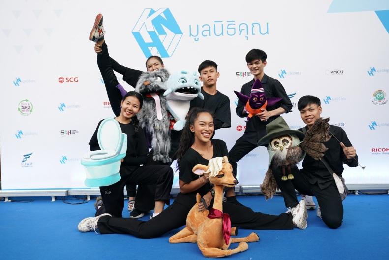 09 ละครหุ่นเชิด Puppet Show