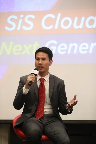 คุณพันธนา ณ ตะกั่วทุ่ง ตำแหน่ง General Manager, SiS Cloud Service