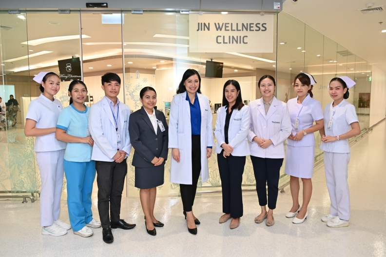 Jin Wellness Center