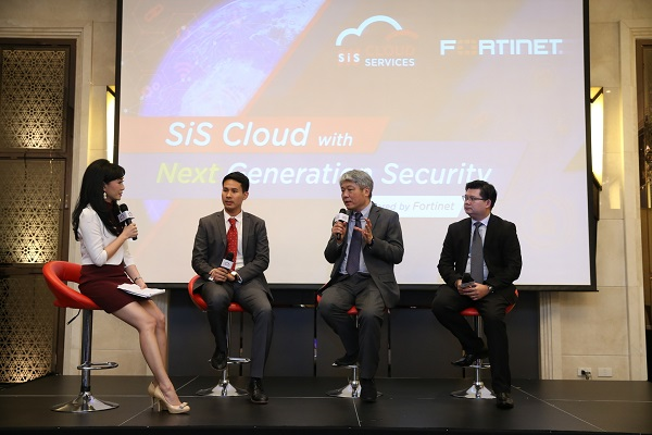 SiS จับมือ Fortinet เปิดให้บริการ Managed Security Service (MSS)