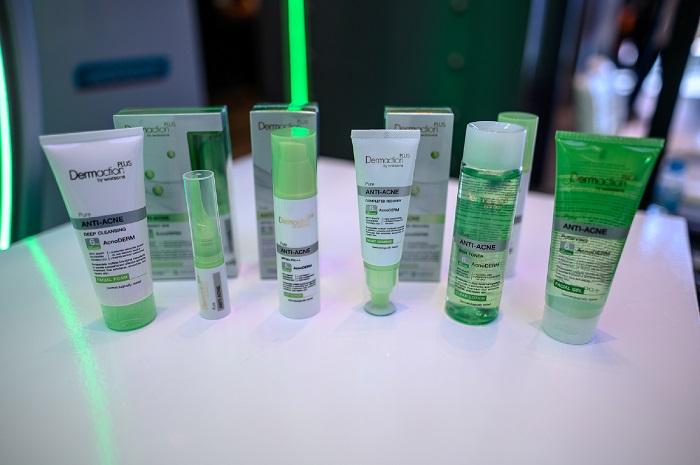 ผลิตภัณฑ์ Dermaction Plus By Watsons Pure Anti-Acne
