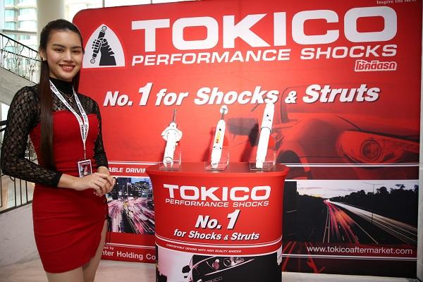 โช้คอัพ TOKICO 3 รุ่นใหม่ (3)