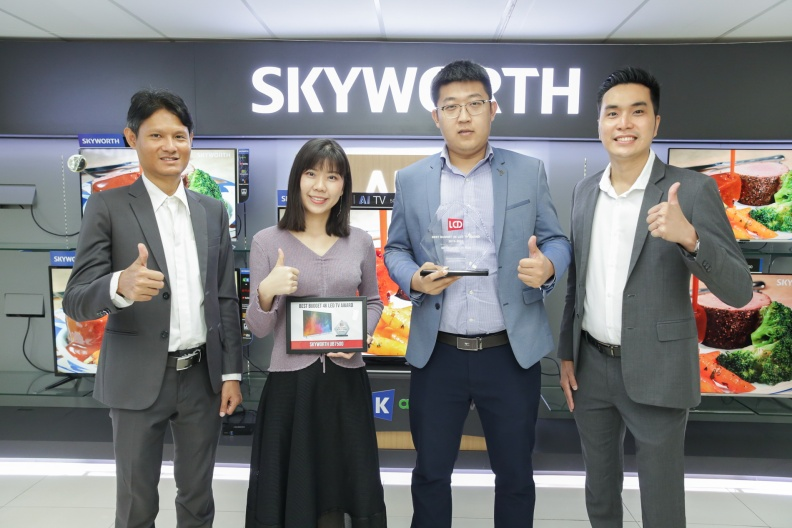 LCD-Audiophile-Skyworth-2019-1