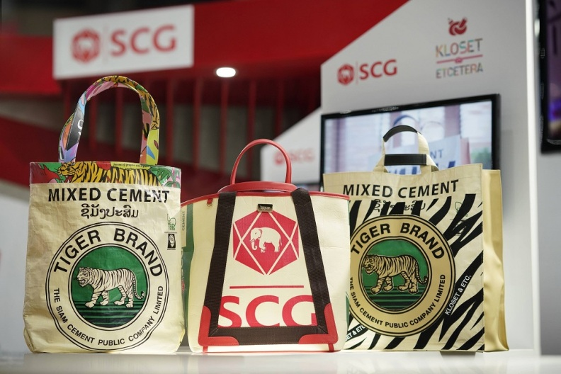 8 กระเป๋าถุงปูน ร่วมกับ ISSUE, KLOSET & ETCETERA, URFACE