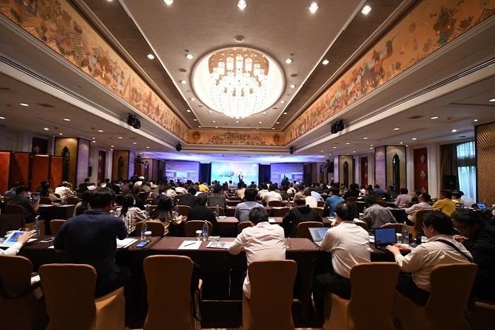 บรรยากาศงานสัมมนา Cyber Tech 2020_1