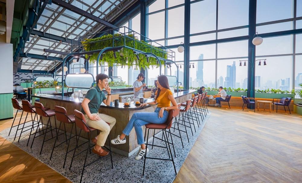 JustCo at Samyan Mitrtown_Sky Cafe 2-brighten