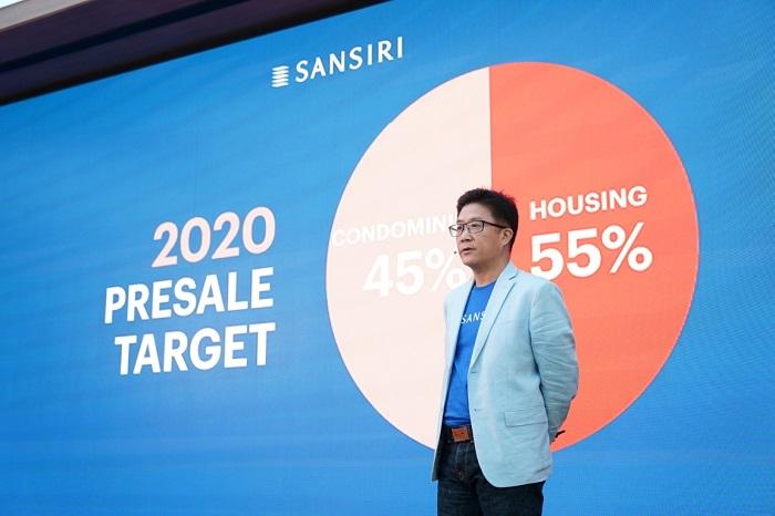 Sansiri Business Direction 2020_K.Wanchak_Sansiri CFO (4)