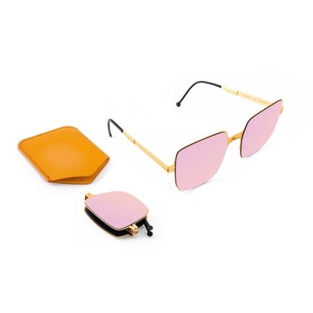 3_แว่นกันแดดพับได้ทรง Oversize (Superstar Collection) (1)