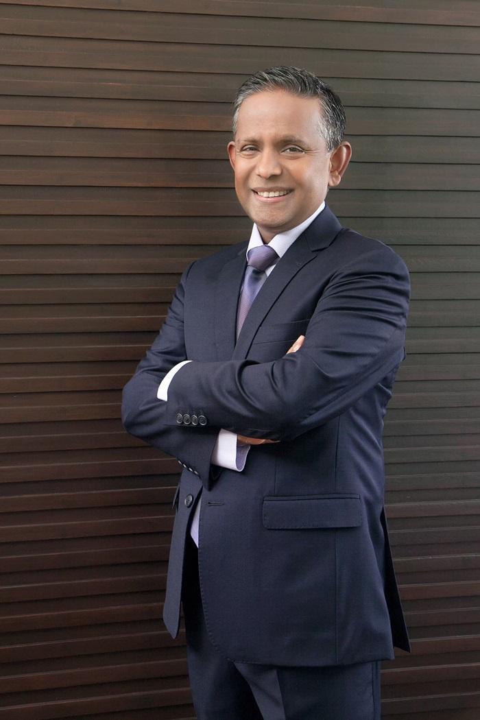 Mr. Dillipraj Rajakarier, Group CEO